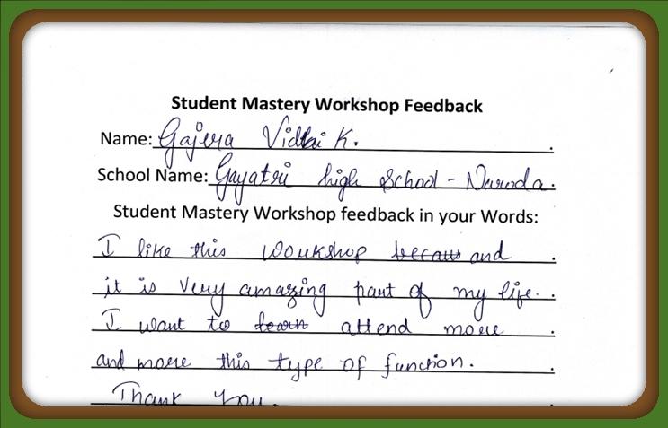 Student-mastery@Brrainothon